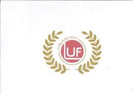 HEALTHY QUALITY DELICIOUS LUF