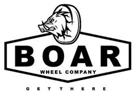 BOAR WHEEL COMPANY GET THERE