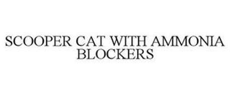 SCOOPER CAT WITH AMMONIA BLOCKERS