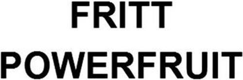 FRITT POWERFRUIT