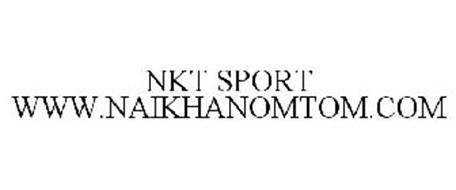 NKT SPORT WWW.NAIKHANOMTOM.COM
