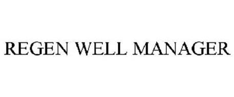 REGEN WELL MANAGER