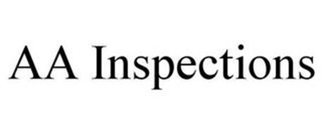 AA INSPECTIONS