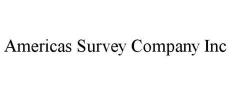 AMERICAS SURVEY COMPANY INC