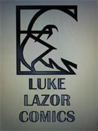 LUKE LAZOR COMICS