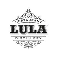 LULA RESTAURANT DISTILLERY NEW ORLEANS