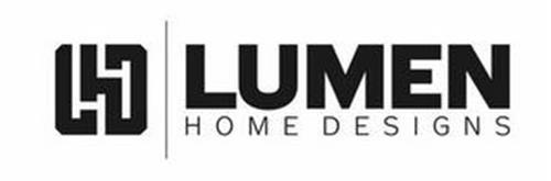 LHD LUMEN HOME DESIGNS Trademark of Lumen Home Designs Inc. Serial ...
