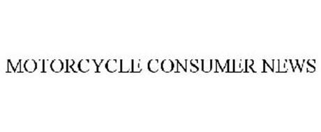 MOTORCYCLE CONSUMER NEWS