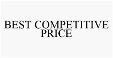 BEST COMPETITIVE PRICE