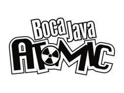 BOCA JAVA ATOMIC