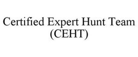 CERTIFIED EXPERT HUNT TEAM (CEHT)