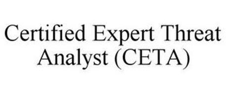 CERTIFIED EXPERT THREAT ANALYST (CETA)