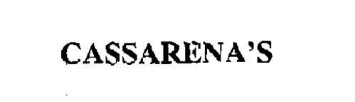 CASSARENA'S