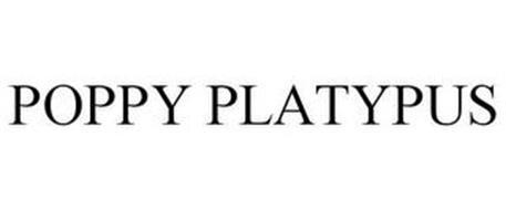 POPPY PLATYPUS
