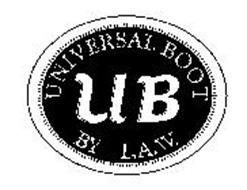UB UNIVERSAL BOOT BY L.A.W.