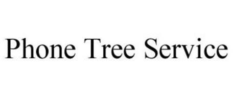 PHONE TREE SERVICE