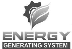 ENERGY GENERATING SYSTEM