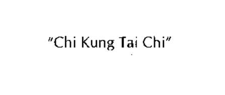 """""""CHI KUNG TAI CHI"""""""