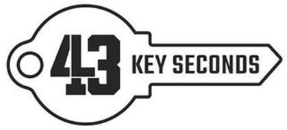 43 KEY SECONDS