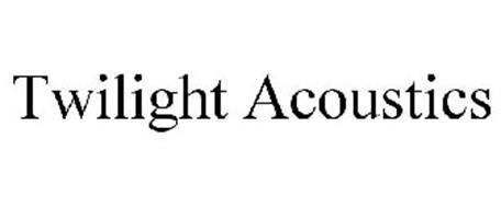 TWILIGHT ACOUSTICS