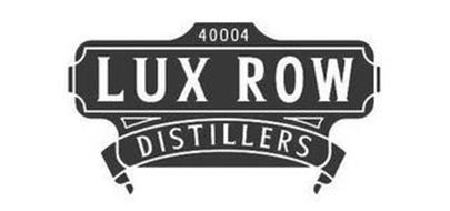 40004 LUX ROW DISTILLERS