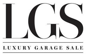 LGS LUXURY GARAGE SALE