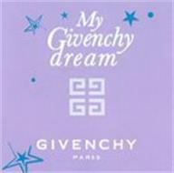 MY GIVENCHY DREAM