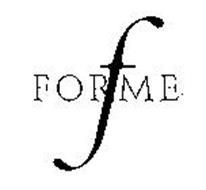 F FORME