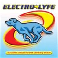 ELECTRO-LYFE NUTRIENT ENHANCED PET DRINKING WATER