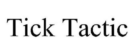 TICK TACTIC