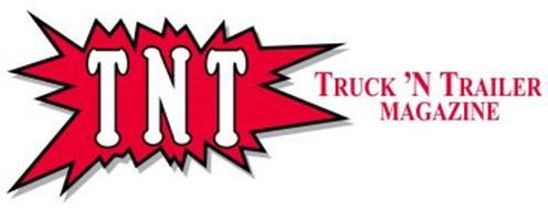 TNT TRUCK 'N TRAILER MAGAZINE