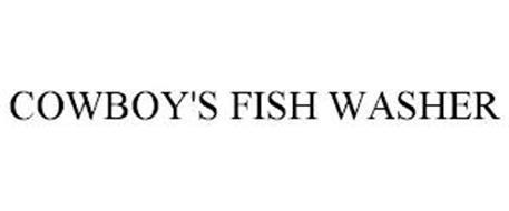 COWBOY'S FISH WASHER
