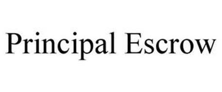PRINCIPAL ESCROW