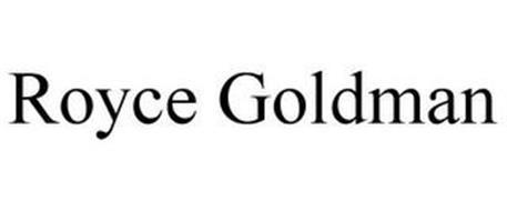 ROYCE GOLDMAN
