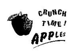 CRUNCH TIME! APPLES