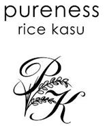 PK PURENESS RICE KASU
