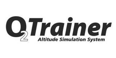 O2 TRAINER ALTITUDE SIMULATION SYSTEM