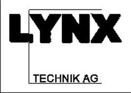 LYNX TECHNIK AG