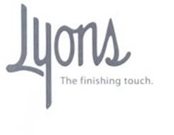LYONS THE FINISHING TOUCH & DESIGN