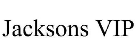 JACKSONS VIP