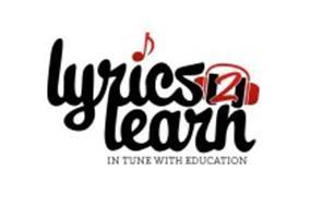 Image result for lyrics2learn logo