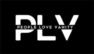 PLV PEOPLE LOVE VANITY