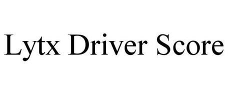 LYTX DRIVER SCORE