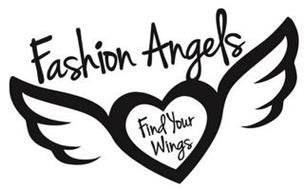 FASHION ANGELS FIND YOUR WINGS
