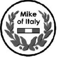 MIKE OF ITALY