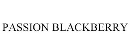 PASSION BLACKBERRY