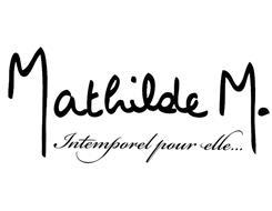 MATHILDE M. INTEMPOREL POUR ELLE ...