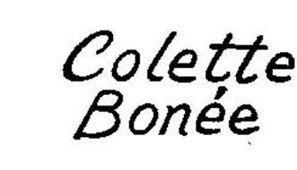 COLETTE BONEE