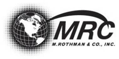 MRC M. ROTHMAN & CO., INC.