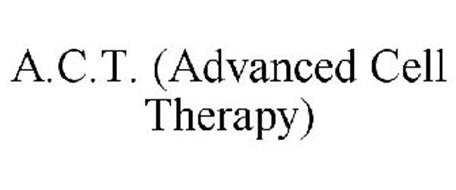 A.C.T. (ADVANCED CELL THERAPY)